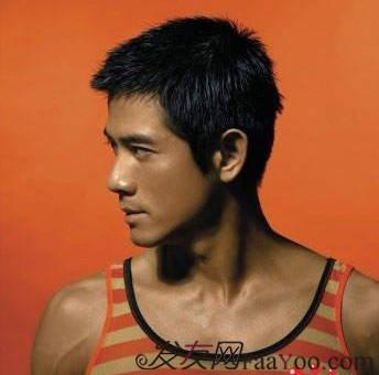 男生短发发型彰显个性 看你喜欢哪款