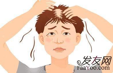 容易掉头发是什么原因