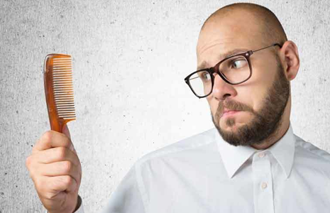 为什么脱发越厉害,反而胡须长得越旺盛?