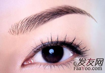 植眉和纹眉哪个合适?来看看植眉后眉毛真实图片