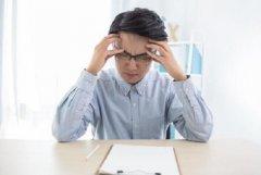 神经紧张真的会导致脱发吗