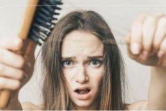 女生脱发严重应该怎么改善
